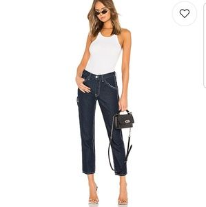 NWOT GRLFRND 'Janice' Carpenter Jeans